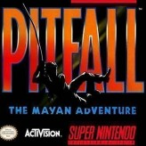 pitfall: the mayan adventure game