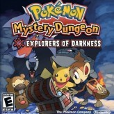 pokemon mystery dungeon: Explorers of darkness game