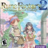 Rune Factory 2: A Fantasy Harvest Moon game