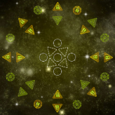 space mandala game