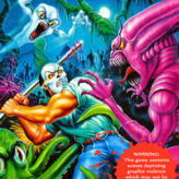 splatterhouse 2 game