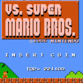 vs super mario bros game