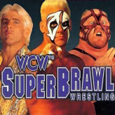 WCW Super Brawl Wrestling game
