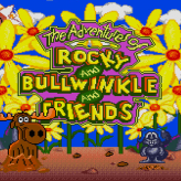 The Adventures of Rocky and Bullwinkle and Friends game