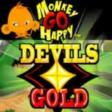 monkey go happy devils gold game