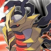 Pokemon PT Giratina