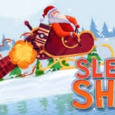 Sleigh Shot game