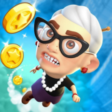 Angry Gran Jump: Up, Up & Away game
