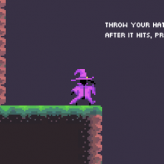 Hat Wizard game
