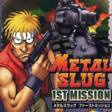 metal slug: 1st mission game
