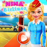 nina airlines game