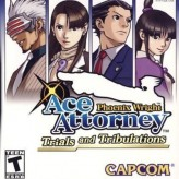 Phoenix Wright: Ace Attorney - Trials and Tribulations game