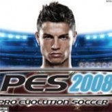 Pro Evolution Soccer 2008 game