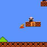 Project Super Mario Bros. game