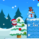 Santa VS Snow Monsters game