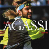 Andre Agassi Tennis game