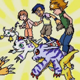 Digimon Digital Monsters: Anode & Cathode Tamer - Veedramon Version game