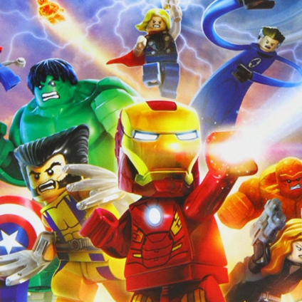 Play online Lego Marvel: Super Heroes Team-Up free at itch ...
