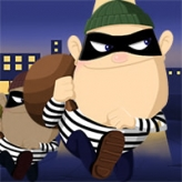 Robbers in Town game