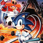 sonic spinball game