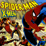 Spider-Man And The X-Men In Arcade's Revenge game