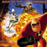 The Incredibles: Rise of the Underminer DS game