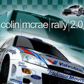 Colin McRae Rally 2 game