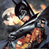 retro batman forever game