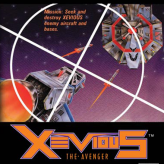 Classic NES : Xevious game