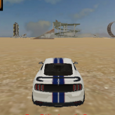 crazy stunt cars game