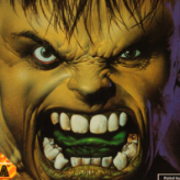 Retro The Incredible Hulk game