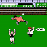 Nude Punch Out game