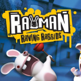 Rayman Raving Rabbids DS game
