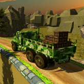 Army Cargo Truck Drive game