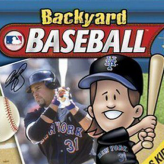 Backyard Baseball game
