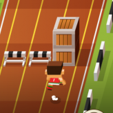 Hurdle Rush game