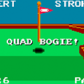 Krazy Ace Minature Golf game