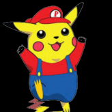 Pikachu Bros game