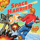 Space Harrier classic game