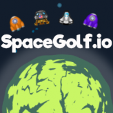 SpaceGolf IO game