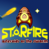 Starfire: Asteroids of the Swarm game