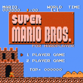 Super Mario Bros: For Hardplayers game