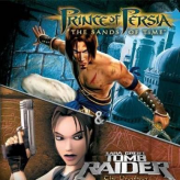 2 In 1 - Prince Of Persia: The Sands Of Time & Tomb Raider: The Prophecy game