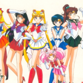 Bisyoujyo Senshi Sailor Moon: Another Story game