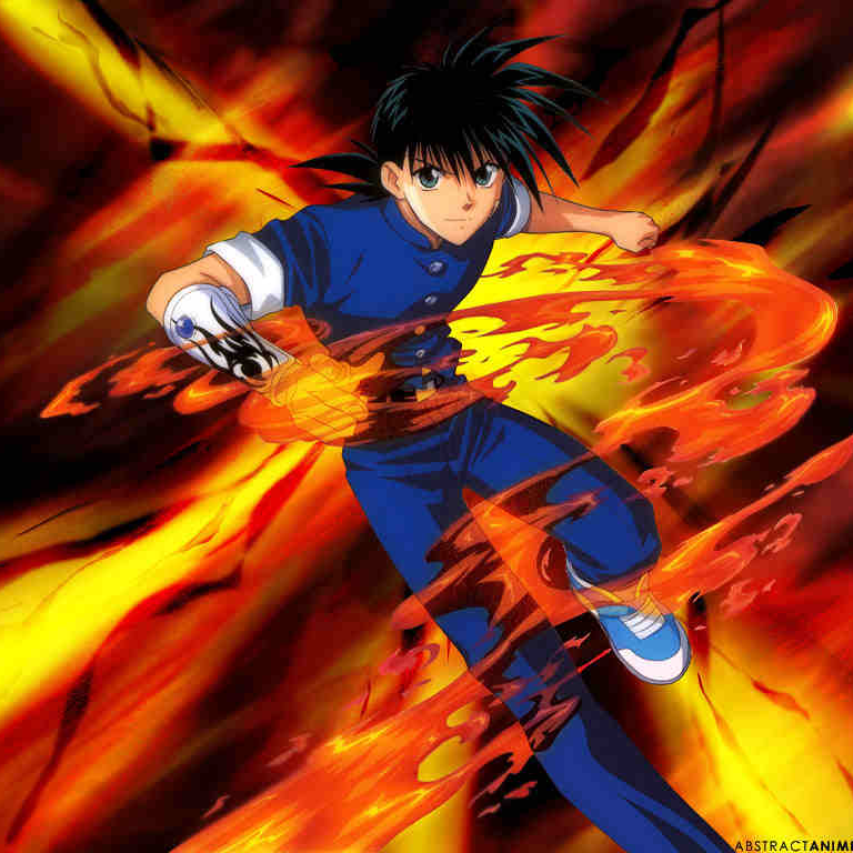 9 Dragon Flame Of Recca Dragons: Play Game Online