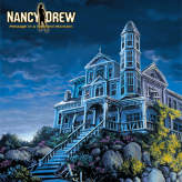 Nancy Drew: Message In A Haunted Mansion game