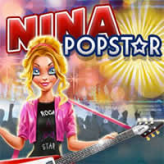 Nina Pop Star game