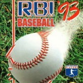 RBI Baseball 93 game