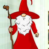 Wacky Wizard Escape Forest game