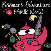 Boomer's Adventure In ASMIK World game